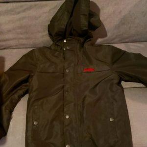 Boy's Gap Kids Rain Jacket Small 6 to 7 year old